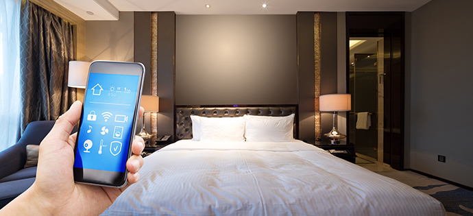 Technology Used in the Hotel Industry